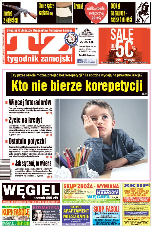 Tygodnik Zamojski -                     2/2018