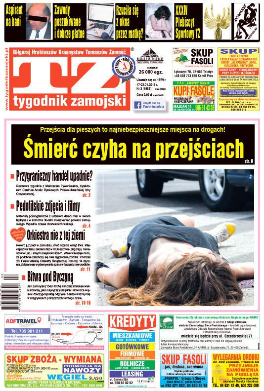 Tygodnik Zamojski -                     3/2018