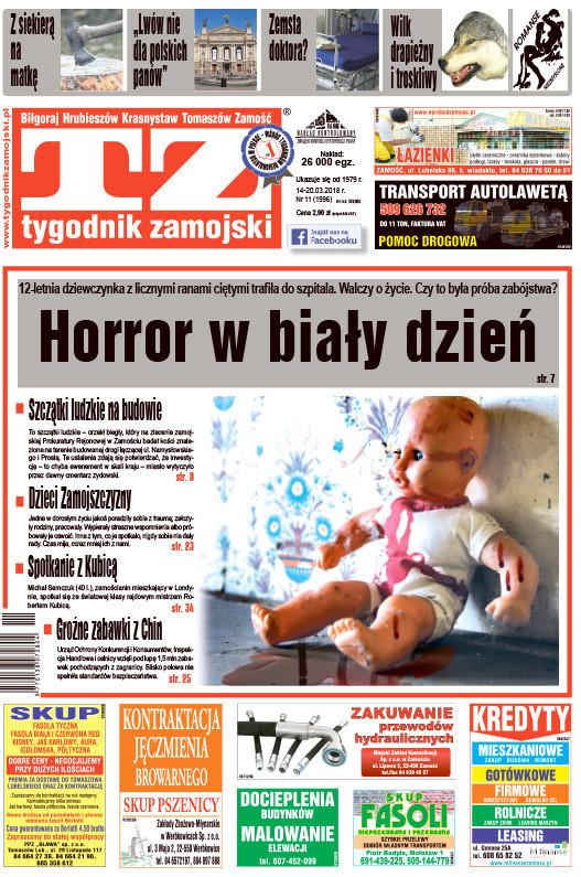 Tygodnik Zamojski -                     11/2018