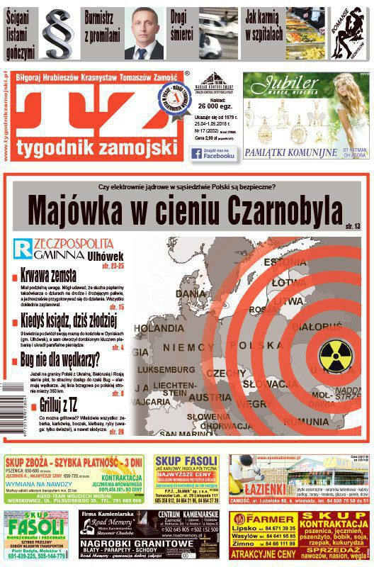 Tygodnik Zamojski -                     17/2018