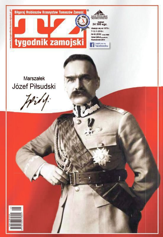 Tygodnik Zamojski -                     45/2018