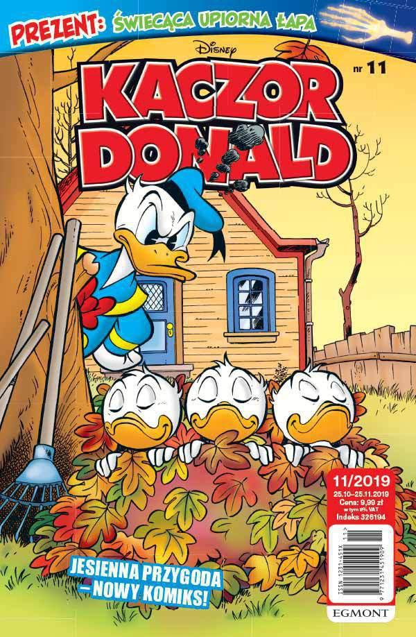 Kaczor Donald -                     2019-10-22
