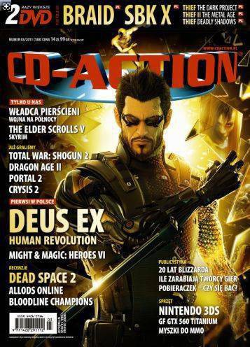 CD-Action -                     3/2011