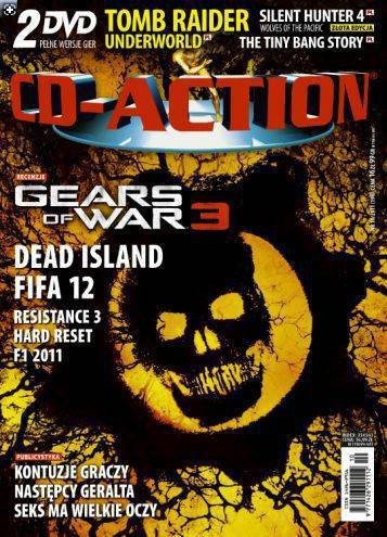 CD-Action -                     10/2011