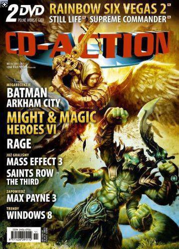 CD-Action -                     11/2011