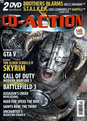 CD-Action -                     12/2011