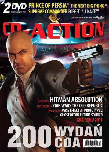 CD-Action -                     2/2012