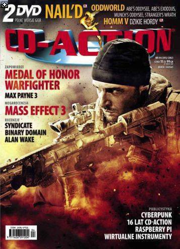 CD-Action -                     4/2012