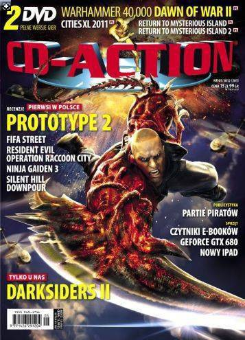 CD-Action -                     5/2012