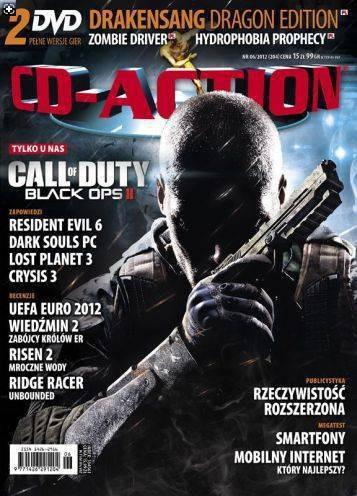 CD-Action -                     6/2012