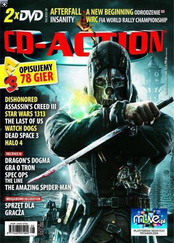 CD-Action -                     8/2012