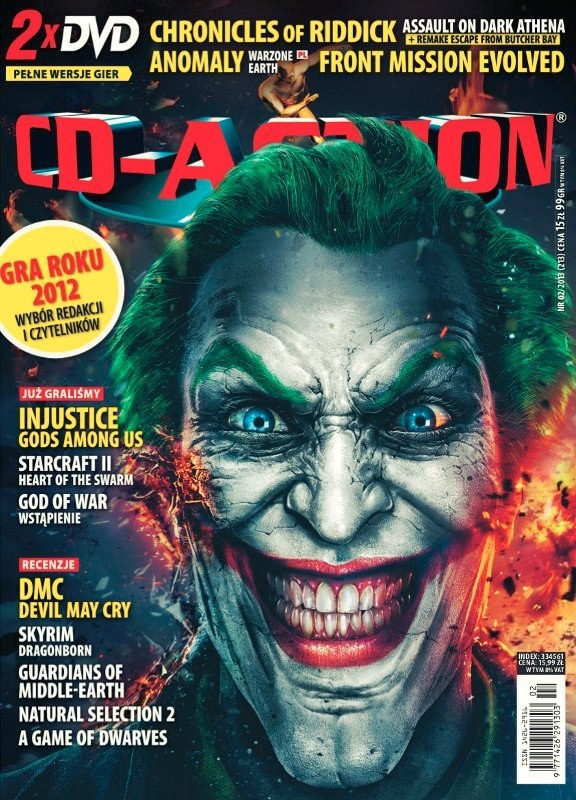 CD-Action -                     2/2013