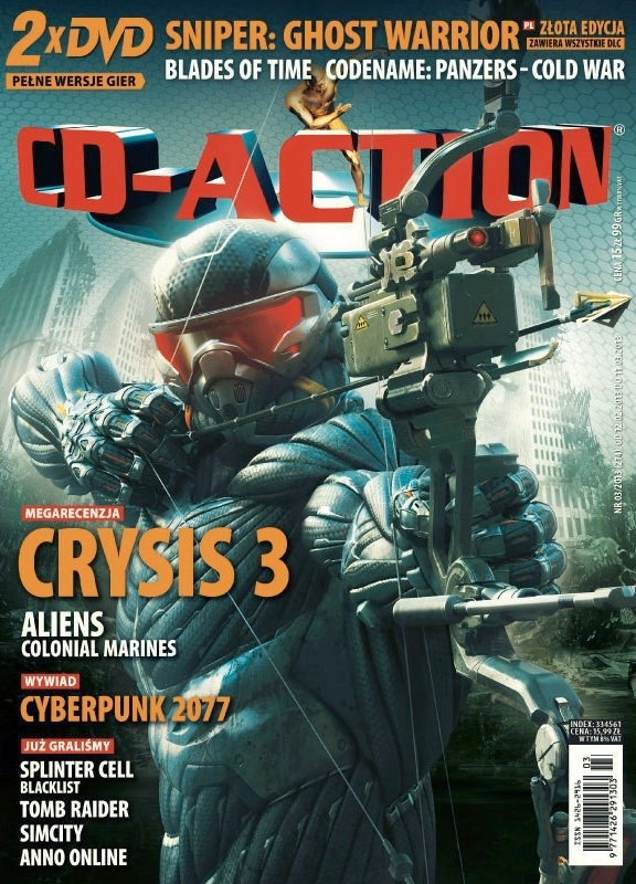 CD-Action -                     3/2013
