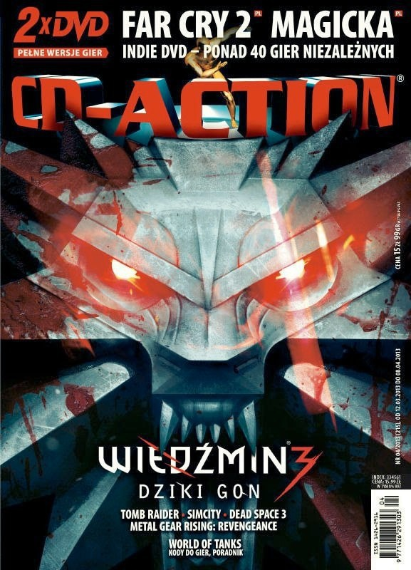 CD-Action -                     4/2013
