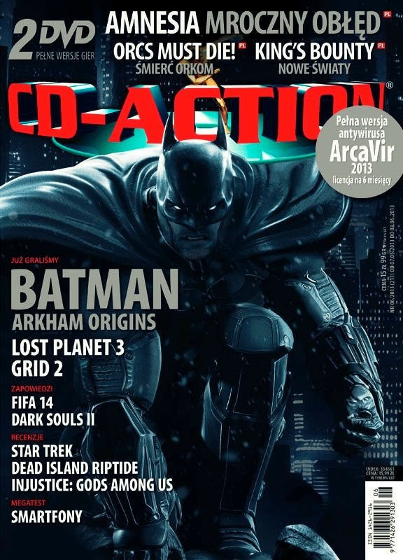 CD-Action -                     6/2013