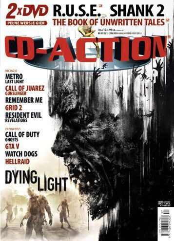 CD-Action -                     7/2013