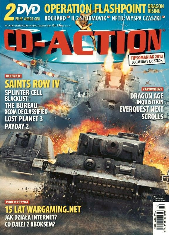 CD-Action -                     10/2013