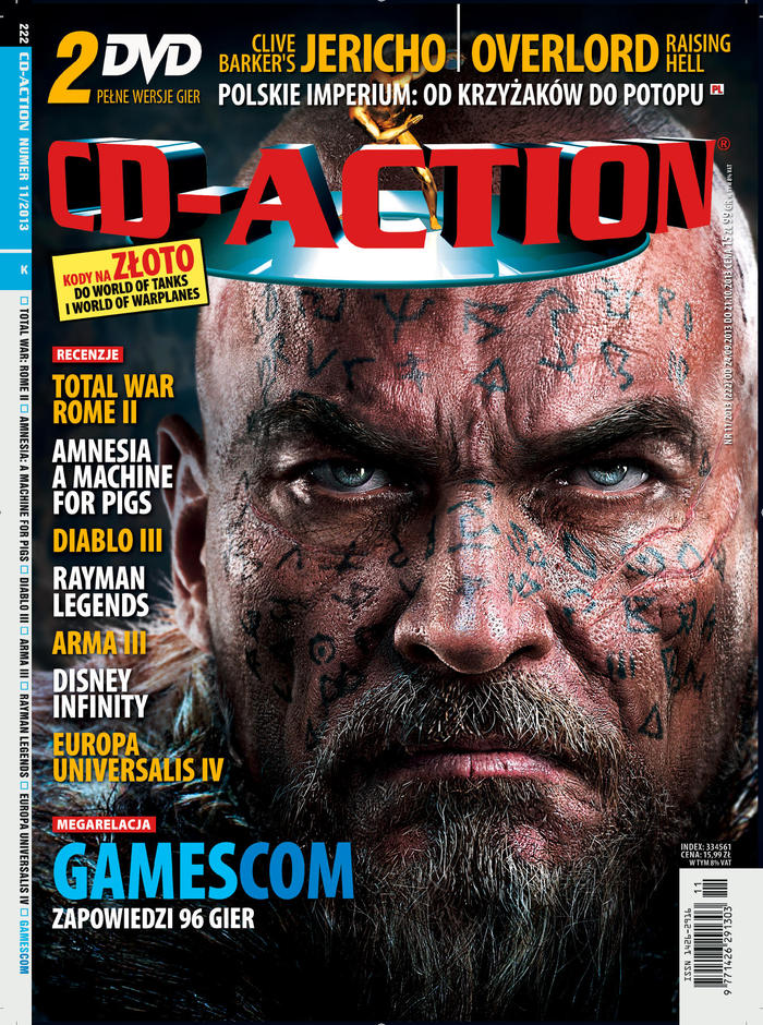 CD-Action -                     11/2013