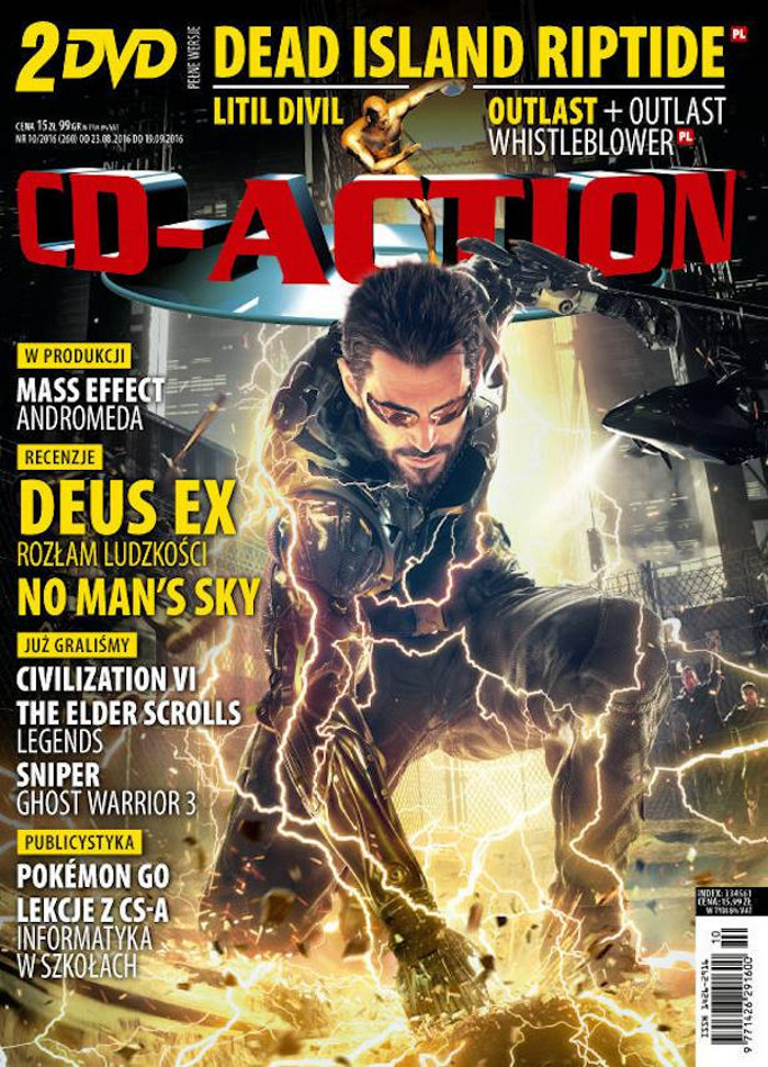 CD-Action -                     10/2016