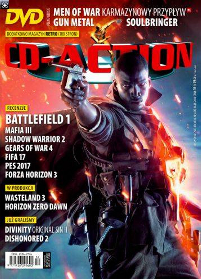 CD-Action -                     12/2016