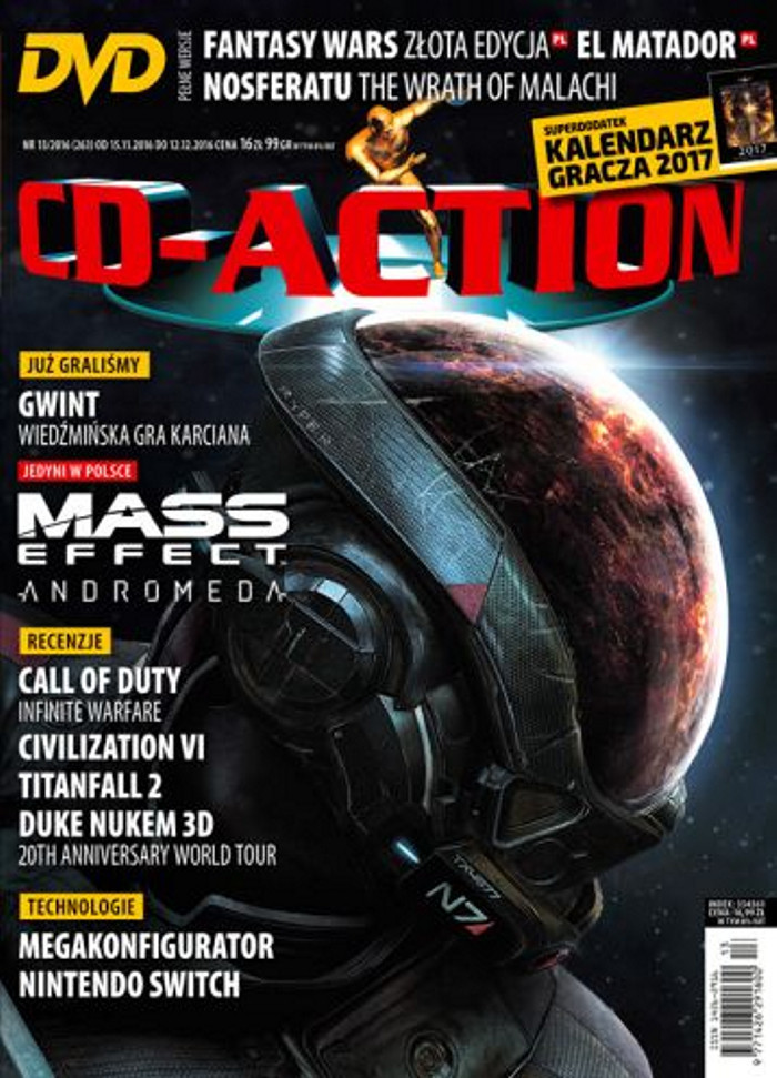 CD-Action -                     13/2016