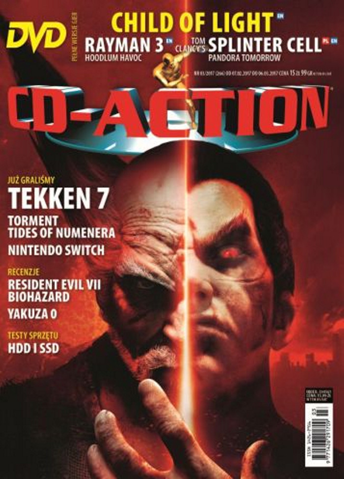CD-Action -                     3/2017