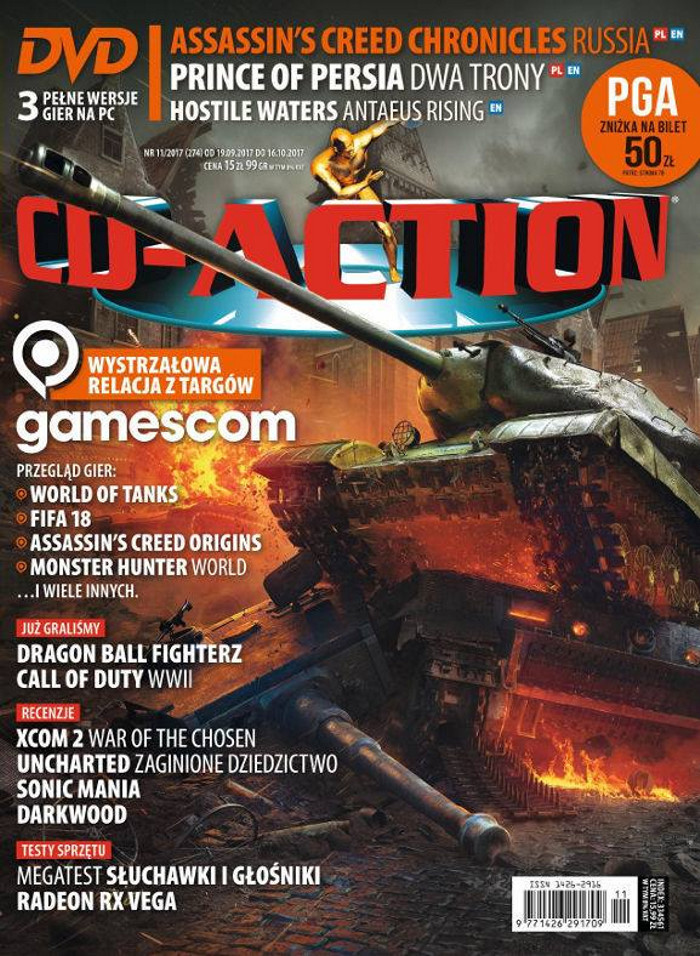 CD-Action -                     11/2017