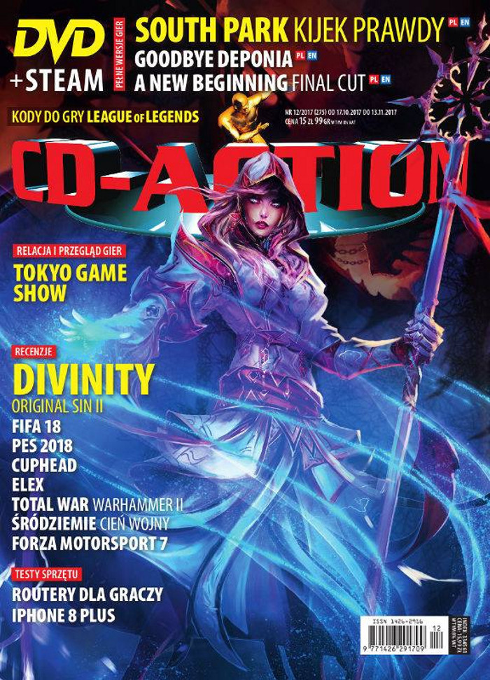 CD-Action -                     12/2017