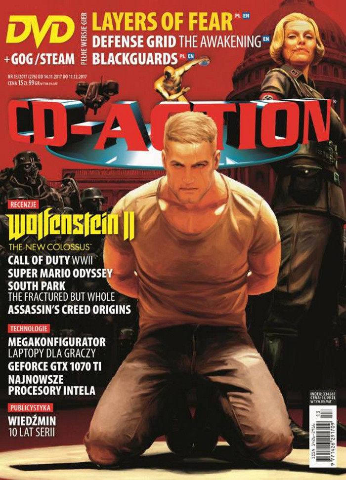 CD-Action -                     13/2017