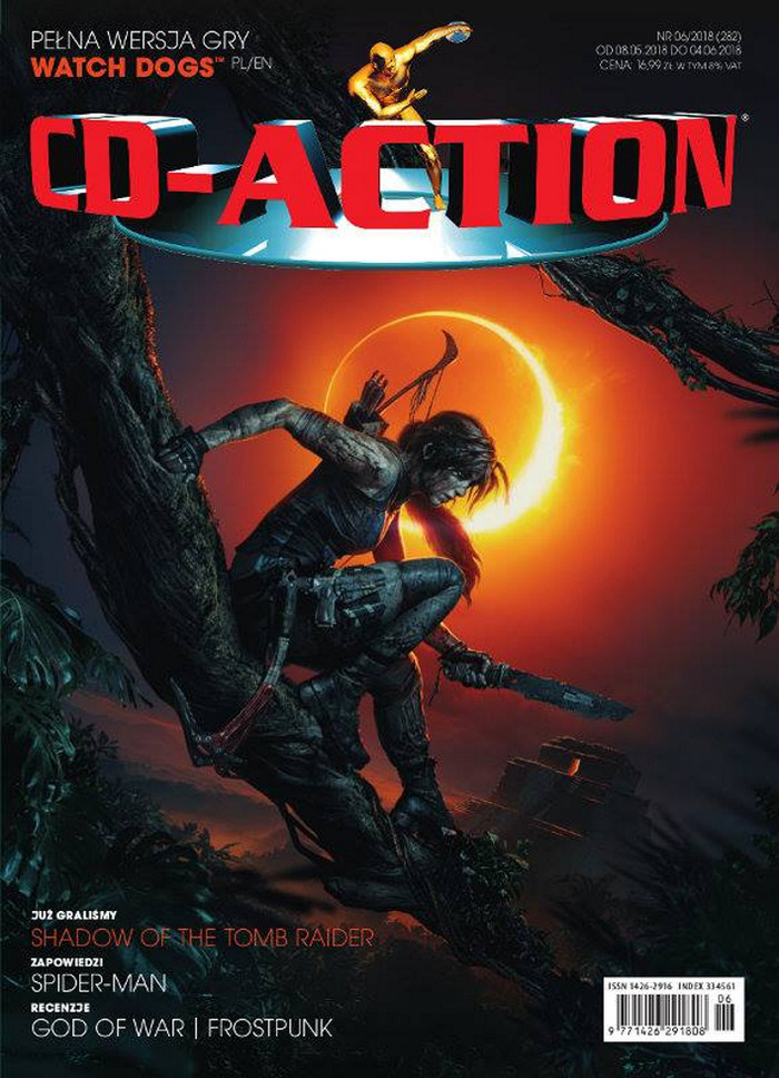 CD-Action -                     6/2018