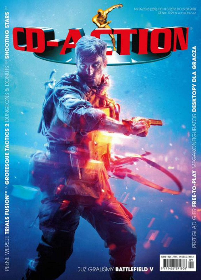 CD-Action -                     9/2018