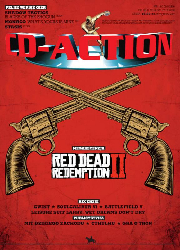 CD-Action -                     13/2018