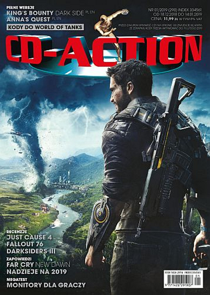 CD-Action -                     1/2019