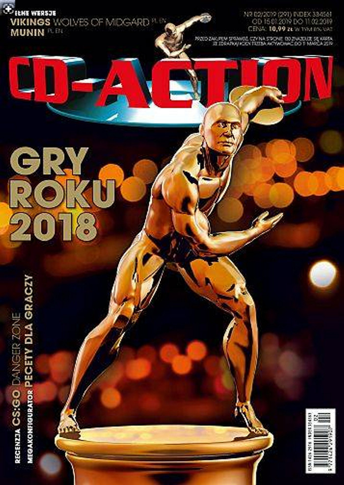 CD-Action -                     2/2019