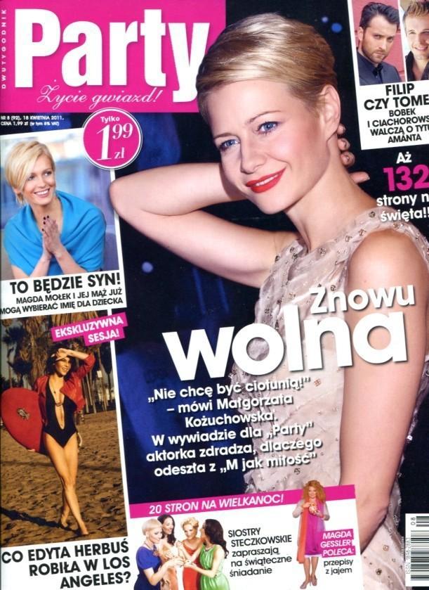 Party. Życie Gwiazd -                     8/2011