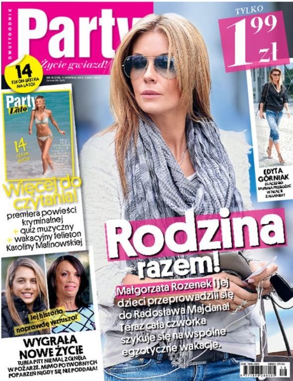 Party. Życie Gwiazd -                     16/2014