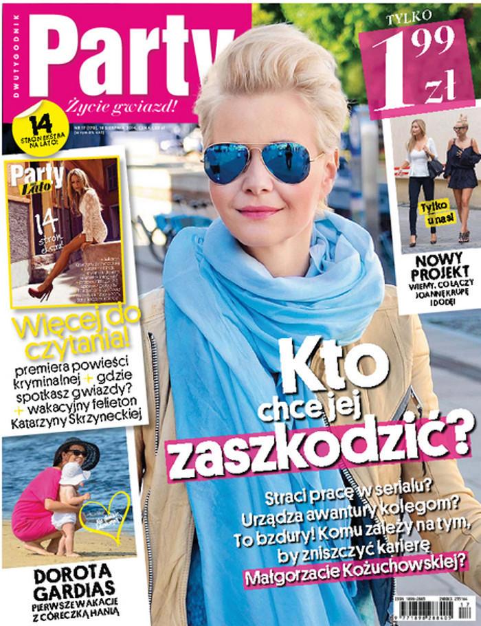 Party. Życie Gwiazd -                     17/2014
