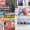 """Sprzedaż """"Faktu"""" poniżej 300 tys. egz. """"Dziennik Gazeta Prawna"""" najbardziej w dół, w górę """"Parkiet"""" i """"Rz"""""""