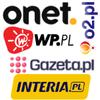 Onet liderem portali, WP i o2 przyciągają na najdłużej, w dół Interia (raport)