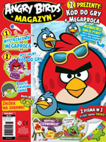 """Egmont wydał """"Angry Birds Magazyn"""""""
