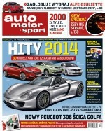 """Auto Motor i Sport"" z plebiscytem ""Best Cars 2014"""