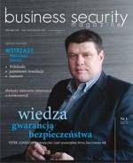 """""""Business Security Magazine"""" - nowy magazyn dla biznesmenów"""
