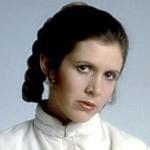 Carrie Fisher księżniczką Leią w nowej trylogii