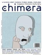 """Edgar Keret w redakcji pisma """"Chimera"""""""