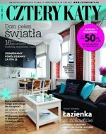 """""""Cztery Kąty"""" liderem sprzedaży magazynów wnętrzarskich (raport za 2013 rok)"""