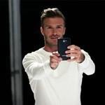 David Beckham dzięki Samsung Galaxy Note gra