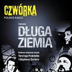 """Słuchowisko multimedialne """"Długa Ziemia"""" w radiowej Czwórce. Występują Arkadiusz Jakubik i Anna Grycewicz"""