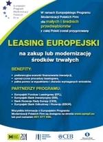 Europejski Program Modernizacji Polskich Firm reklamowany w prasie i internecie