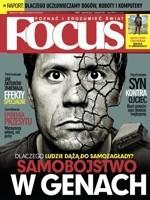 """""""Focus"""" z artykułami z """"New Scientist"""""""