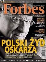 """""""Forbes Polska"""" przeprasza i prostuje artykuły """"Polski Żyd oskarża"""""""